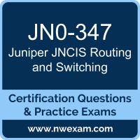 JNCIS Routing and Switching Dumps, JNCIS Routing and Switching PDF, Juniper JNCIS-ENT Dumps, JN0-347 PDF, JNCIS Routing and Switching Braindumps, JN0-347 Questions PDF, Juniper Exam VCE, Juniper JN0-347 VCE, JNCIS Routing and Switching Cheat Sheet