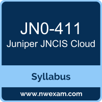 Juniper JNCIS-Cloud Certification Exam Syllabus and Preparation