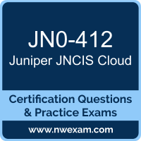 JNCIS Cloud Dumps, JNCIS Cloud PDF, Juniper JNCIS-Cloud Dumps, JN0-412 PDF, JNCIS Cloud Braindumps, JN0-412 Questions PDF, Juniper Exam VCE, Juniper JN0-412 VCE, JNCIS Cloud Cheat Sheet