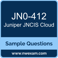 JNCIS Cloud Dumps, JN0-412 Dumps, Juniper JNCIS-Cloud PDF, JN0-412 PDF, JNCIS Cloud VCE, Juniper JNCIS Cloud Questions PDF, Juniper Exam VCE, Juniper JN0-412 VCE, JNCIS Cloud Cheat Sheet