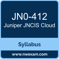 JN0-412 Syllabus, JNCIS Cloud Exam Questions PDF, Juniper JN0-412 Dumps Free, JNCIS Cloud PDF, JN0-412 Dumps, JN0-412 PDF, JNCIS Cloud VCE, JN0-412 Questions PDF, Juniper JNCIS Cloud Questions PDF, Juniper JN0-412 VCE