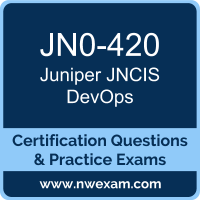 JNCIS DevOps Dumps, JNCIS DevOps PDF, Juniper JNCIS-DevOps Dumps, JN0-420 PDF, JNCIS DevOps Braindumps, JN0-420 Questions PDF, Juniper Exam VCE, Juniper JN0-420 VCE, JNCIS DevOps Cheat Sheet