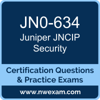 JNCIP Security Dumps, JNCIP Security PDF, Juniper JNCIP-SEC Dumps, JN0-634 PDF, JNCIP Security Braindumps, JN0-634 Questions PDF, Juniper Exam VCE, Juniper JN0-634 VCE, JNCIP Security Cheat Sheet