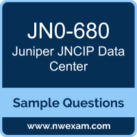 JNCIP Data Center Dumps, JN0-680 Dumps, Juniper JNCIP-DC PDF, JN0-680 PDF, JNCIP Data Center VCE, Juniper JNCIP Data Center Questions PDF, Juniper Exam VCE, Juniper JN0-680 VCE, JNCIP Data Center Cheat Sheet