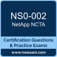 NCTA Dumps, NCTA PDF, NetApp Technology Associate Dumps, NS0-002 PDF, NCTA Braindumps, NS0-002 Questions PDF, NetApp Exam VCE, NetApp NS0-002 VCE, NCTA Cheat Sheet