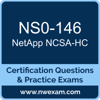 NCSA-HC Dumps, NCSA-HC PDF, NetApp Storage Associate - HC Dumps, NS0-146 PDF, NCSA-HC Braindumps, NS0-146 Questions PDF, NetApp Exam VCE, NetApp NS0-146 VCE, NCSA-HC Cheat Sheet