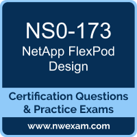 FlexPod Design Dumps, FlexPod Design PDF, NetApp FlexPod Dumps, NS0-173 PDF, FlexPod Design Braindumps, NS0-173 Questions PDF, NetApp Exam VCE, NetApp NS0-173 VCE, FlexPod Design Cheat Sheet