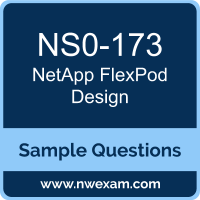 FlexPod Design Dumps, NS0-173 Dumps, NetApp FlexPod PDF, NS0-173 PDF, FlexPod Design VCE, NetApp FlexPod Design Questions PDF, NetApp Exam VCE, NetApp NS0-173 VCE, FlexPod Design Cheat Sheet