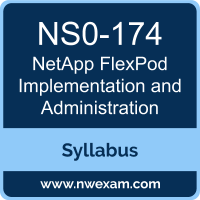NS0-174 Syllabus, FlexPod Implementation and Administration Exam Questions PDF, NetApp NS0-174 Dumps Free, FlexPod Implementation and Administration PDF, NS0-174 Dumps, NS0-174 PDF, FlexPod Implementation and Administration VCE, NS0-174 Questions PDF, NetApp FlexPod Implementation and Administration Questions PDF, NetApp NS0-174 VCE