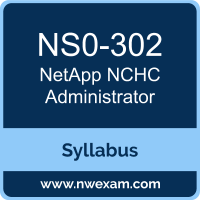 NS0-302 Syllabus, NCHC Administrator Exam Questions PDF, NetApp NS0-302 Dumps Free, NCHC Administrator PDF, NS0-302 Dumps, NS0-302 PDF, NCHC Administrator VCE, NS0-302 Questions PDF, NetApp NCHC Administrator Questions PDF, NetApp NS0-302 VCE
