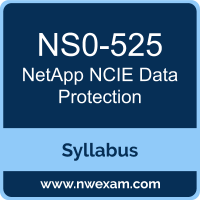 NS0-525 Syllabus, NCIE Data Protection Exam Questions PDF, NetApp NS0-525 Dumps Free, NCIE Data Protection PDF, NS0-525 Dumps, NS0-525 PDF, NCIE Data Protection VCE, NS0-525 Questions PDF, NetApp NCIE Data Protection Questions PDF, NetApp NS0-525 VCE