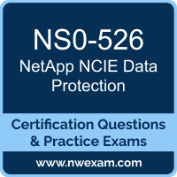 NCIE Data Protection Dumps, NCIE Data Protection PDF, NetApp NCIE-Data Protection Specialist Dumps, NS0-526 PDF, NCIE Data Protection Braindumps, NS0-526 Questions PDF, NetApp Exam VCE, NetApp NS0-526 VCE, NCIE Data Protection Cheat Sheet