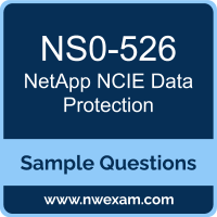 NCIE Data Protection Dumps, NS0-526 Dumps, NetApp NCIE-Data Protection Specialist PDF, NS0-526 PDF, NCIE Data Protection VCE, NetApp NCIE Data Protection Questions PDF, NetApp Exam VCE, NetApp NS0-526 VCE, NCIE Data Protection Cheat Sheet