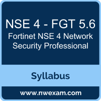 NSE 4 - FGT 5.6 Syllabus, NSE 4 Network Security Professional Exam Questions PDF, Fortinet NSE 4 - FGT 5.6 Dumps Free, NSE 4 Network Security Professional PDF, NSE 4 - FGT 5.6 Dumps, NSE 4 - FGT 5.6 PDF, NSE 4 Network Security Professional VCE, NSE 4 - FGT 5.6 Questions PDF, Fortinet NSE 4 Network Security Professional Questions PDF, Fortinet NSE 4 - FGT 5.6 VCE