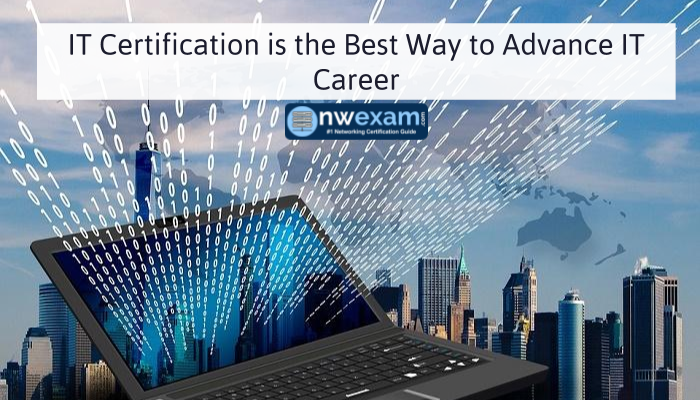 IT certifications for improving IT career
