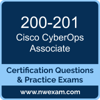 200-201: Threat Hunting and Defending using Cisco Technologies for CyberOps (CBR