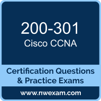 200-301: Implementing and Administering Cisco Solutions (CCNA)