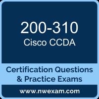 200-310: Designing for Cisco Internetwork Solutions (DESGN)