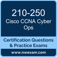 210-250: Understanding Cisco Cybersecurity Fundamentals (SECFND)