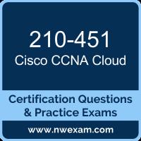 210-451: Understanding Cisco Cloud Fundamentals (CLDFND)