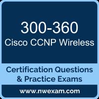 300-360: Cisco Designing Cisco Wireless Enterprise Networks (WIDESIGN)