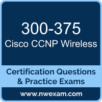 300-375: Cisco Securing Wireless Enterprise Networks (WISECURE)