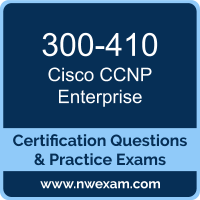 300-410: Implementing Cisco Enterprise Advanced Routing and Services (ENARSI)