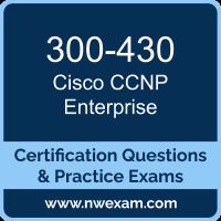 300-430: Implementing Cisco Enterprise Wireless Networks (ENWLSI)