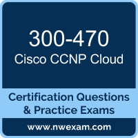 300-470: Automating the Cisco Enterprise Cloud (CLDAUT)