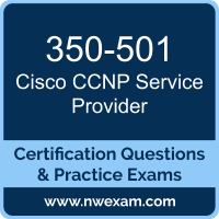 350-501: Implementing and Operating Cisco Service Provider Network Core Technolo