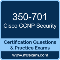 350-701: Implementing and Operating Cisco Security Core Technologies (SCOR)