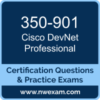 350-901: Developing Applications Using Cisco Core Platforms and APIs (DEVCOR)