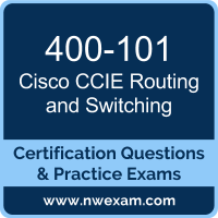 400-101: CCIE Routing and Switching Written Exam (CCIE RS)