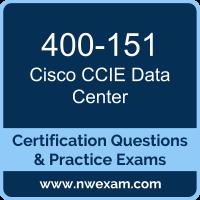 400-151: Cisco CCIE Data Center Written Exam (CCIE DC)