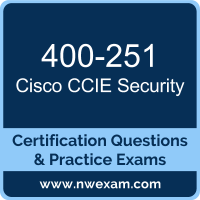 400-251: CCIE Security Written Exam (CCIE S)