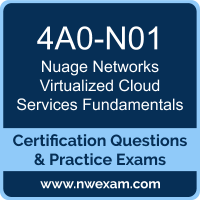 4A0-N01: Nuage Networks Virtualized Cloud Services (VCS) Fundamen