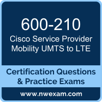 600-210: Implementing Cisco Service Provider Mobility UMTS Networks (SPUMTS)