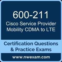 600-211: Implementing Cisco Service Provider Mobility CDMA Networks (SPCDMA)