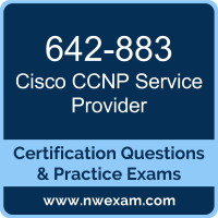 642-883: Deploying Cisco Service Provider Network Routing (SPROUTE)