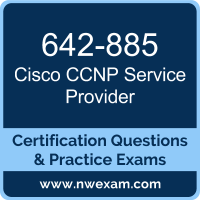 642-885: Deploying Cisco Service Provider Advanced Routing (SPADVOUTE)