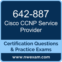 642-887: Implementing Cisco Service Provider Next-Generation Core Network Servic