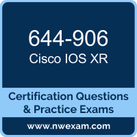 644-906: Implementing and Maintaining Cisco Technologies Using IOS XR (IMTXR)