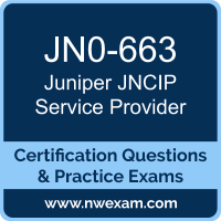 JN0-663: Juniper Service Provider Routing and Switching Professional (JNCIP-SP)