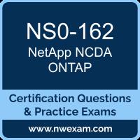 NS0-162: NetApp Data Administrator ONTAP (NCDA ONTAP)