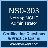 NS0-303: NetApp Hybrid Cloud Administrator (NCHCAD)