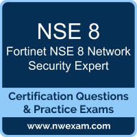 NSE 8: Fortinet Network Security Expert 8 Written Exam (NSE8 811)