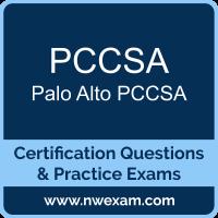 PCCSA: Palo Alto Cybersecurity Survival (PCCSA)