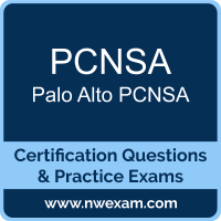 PCNSA: Palo Alto Network Security Administrator (PCNSA PAN‐OS 9)
